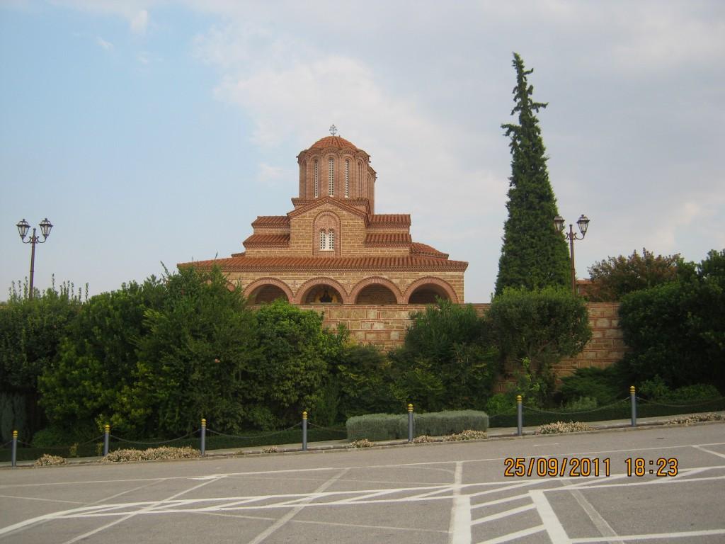 Монастырь Иоанна Богослова в Суроти