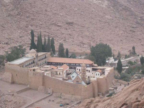 Монастырь св.вмч.Екатерины