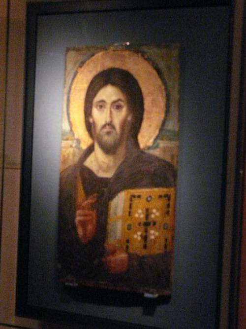 Синайский Спаситель