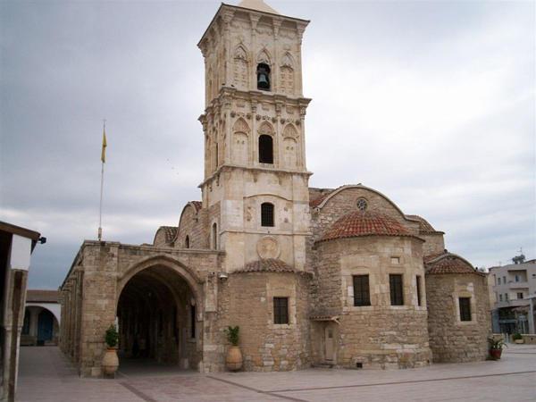 Храм св.Лазаря в г.Ларнака