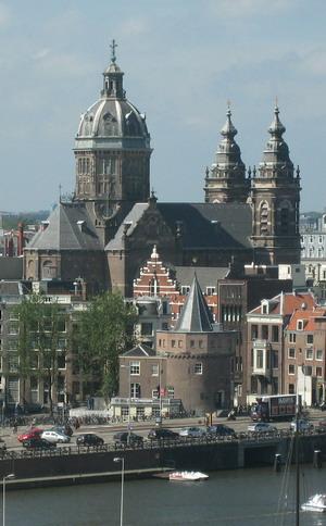 Амстердам.Церковь св.Николая