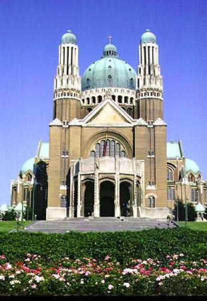 Брюссель.Кафедральный собор