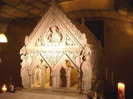 Рака с мощами святого Виллиброрда