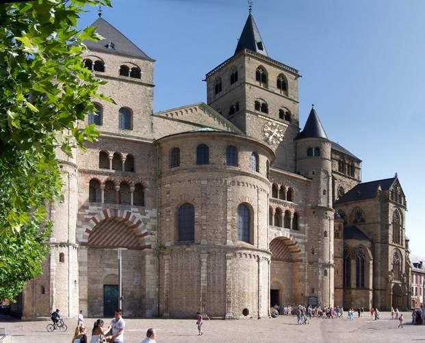 Трир.Кафедральный собор