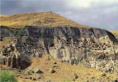 Пещерные монастыри Давид-Гареджи