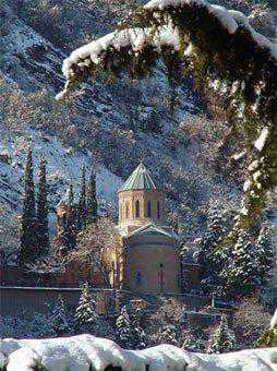 Церковь Мама-Давити