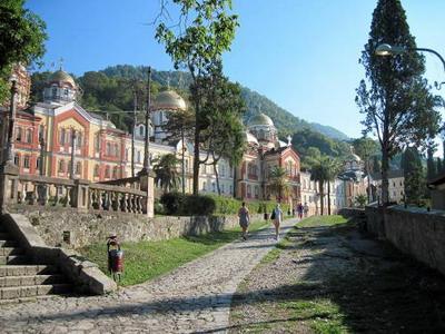 Симоно-Кананитский монастырь (Новый Афон)