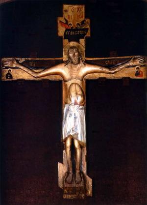 Крест в Годеново