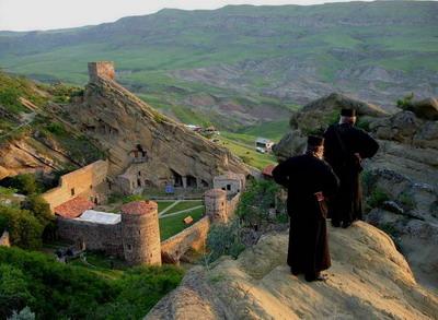 Пещерные монастыри Давид-Гареджи 3