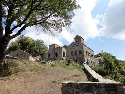 Монастырь Некреси.