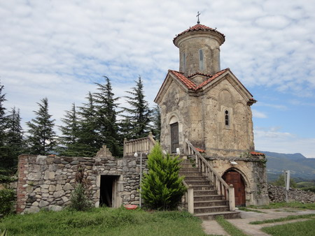 Монастырь Мартвили.