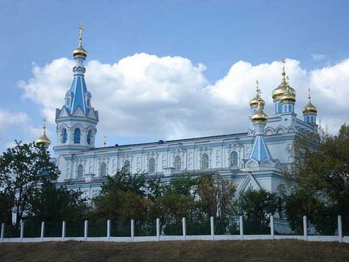 Борисоглебский собор в г. Даугавпилс