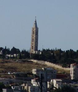 Елеонский монастырь. Колокольня