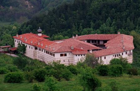 Роженский Богородице-Рождественский монастырь. Болгария