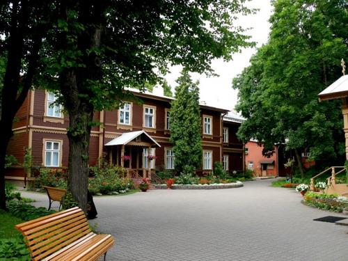 Свято-Троице-Сергиев женский монастырь в г.Рига