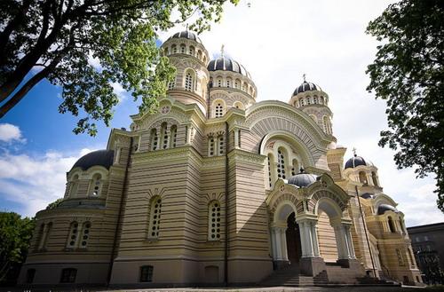 Христорождественский кафедральный собор в г. Рига