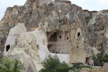 Каппадокия, церковь Каранлык