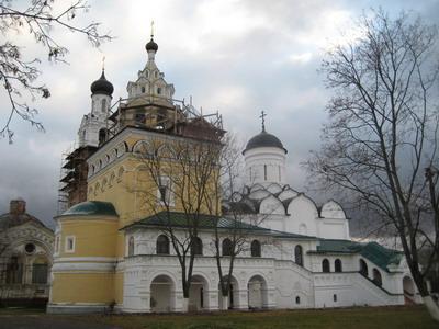 Киржач. Благовещенский монастырь