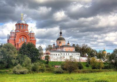 Хотьково. Покровский монастырь