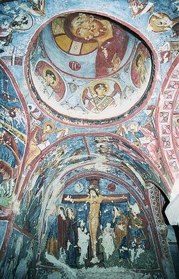 роспись в Каппадокии