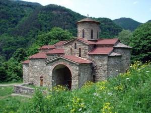 Древнейшие христианские храмы России (VIII – X вв.)
