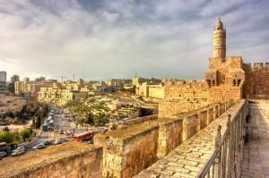 Иерусалим, город
