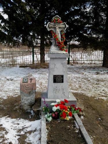Могила св.Алексия Бортсурманского