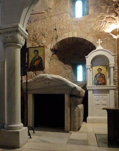 Гробница апостола Луки