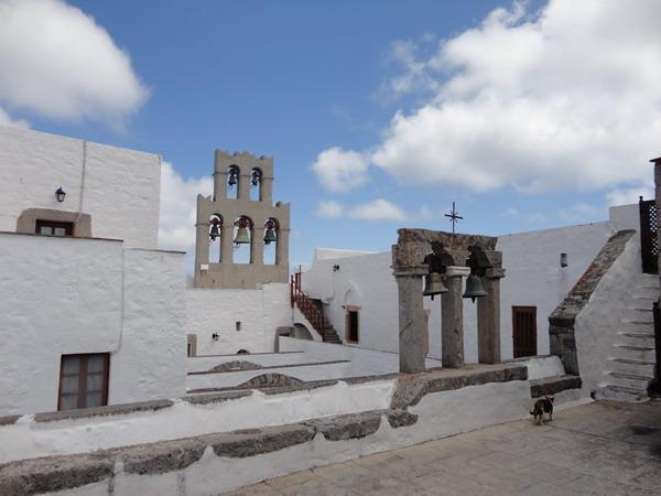 Патмос. Монастырь Иоанна Богослова