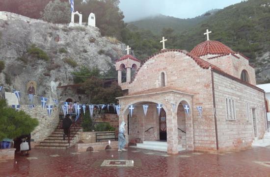 Монастырь св.Патапия Египетского