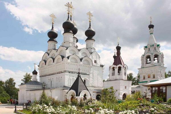 Муромский Троицкий женский монастырь