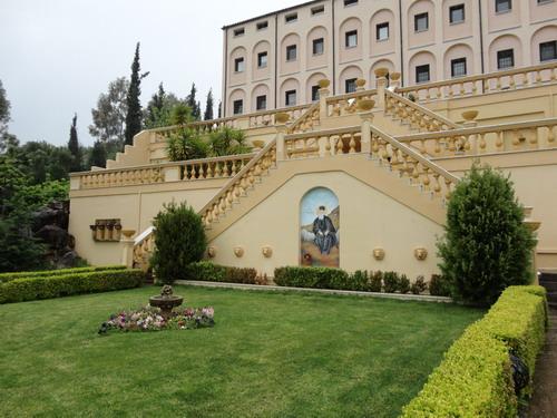 Монастырь святых Нектария и Фанурия