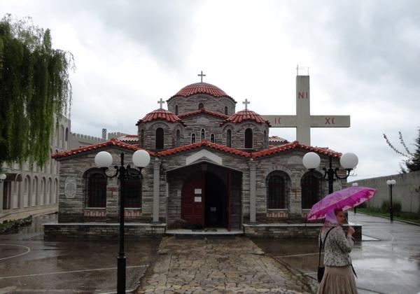 Монастырь святого Августина и святого Серафима Саровского