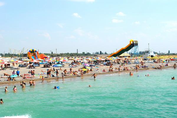 Пляж в Новофедоровке 13 г. 028