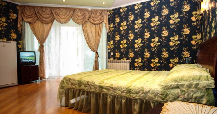 Алупка. мини-отель