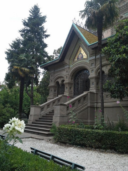 Русский Храм Святителя Николая во Флоренции