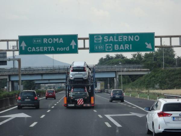 Дорога в Рим