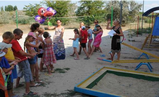 Детский православный лагерь Паломник