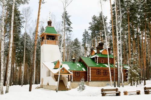 Храм преп.Серафима Саровского