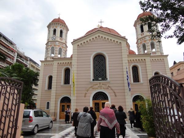 Митрополичий собор Свт. Григорий Палама