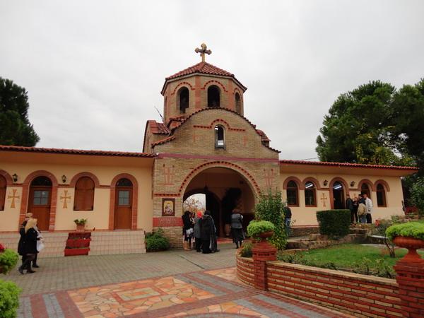 Монастырь св. Ефрема Сирина