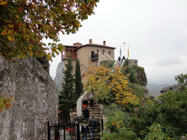 Монастырь Руссану