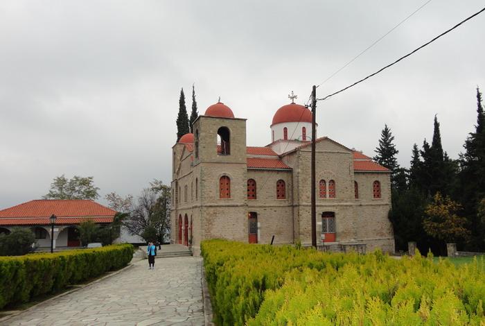 Храм Священномученика Серафима