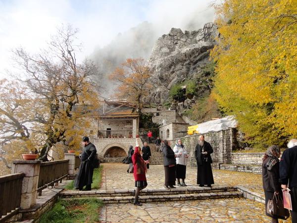 Монастырь Пелекити