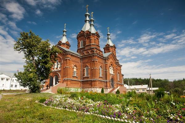 Богородице-Тихоновский Тюнинский женский монастырь