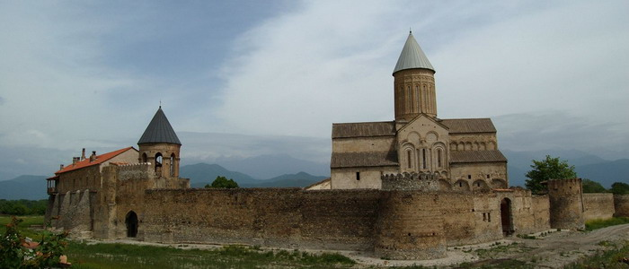 Грузия. Монастырь Алаверди
