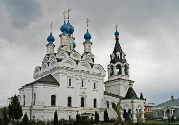 Муромский Благовещенский мужской монастырь