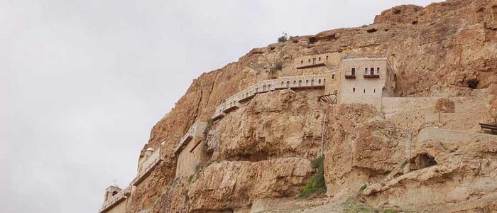 Сорокадневная гора. Израиль