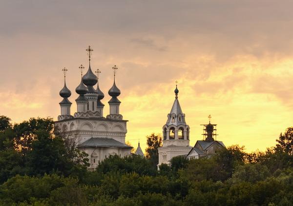 Свято-Воскресенский женский монастырь г.Муром