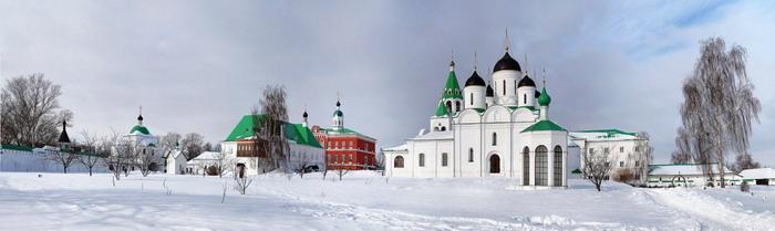 Спасо-Преображенский мужской монастырь г.Муром
